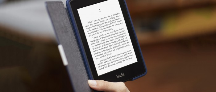 Amazon anuncia novo Kindle